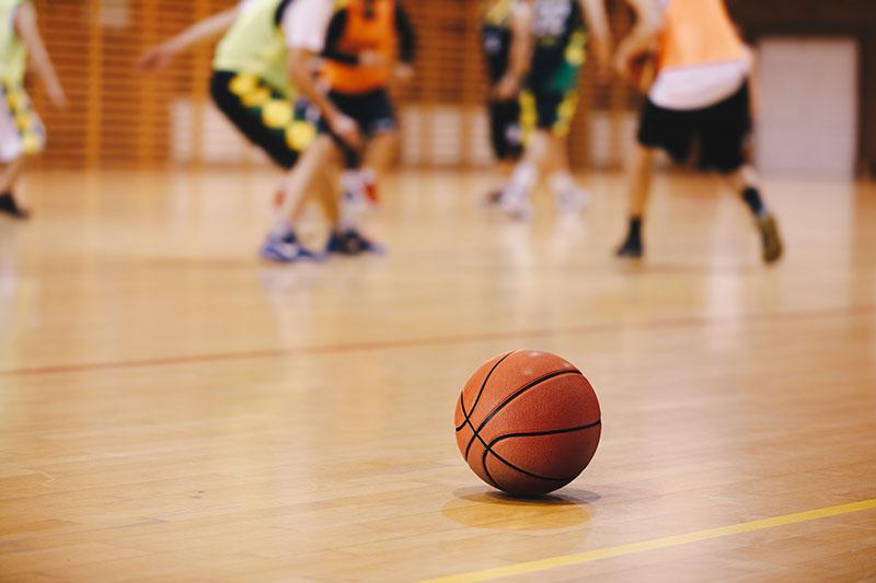 DU Activité physique et sportive Basket ball